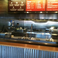 Photo taken at Chipotle Mexican Grill by Luan T. on 3/11/2012