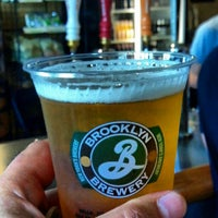 Photo taken at Brooklyn Brewery by Rick J. on 7/22/2012