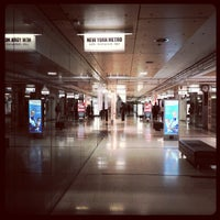 Photo taken at Town Hall Station (Main Concourse) by Astrid H. on 8/3/2012