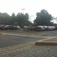 Photo taken at Estacionamiento ESCOM by Rodrigo A. on 4/18/2012