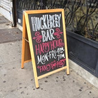 Photo taken at Huckleberry Bar by Matt J. on 7/3/2012