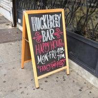 Photo taken at Huckleberry Bar by Matt J. on 7/3/2012