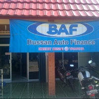 Photo taken at PT. Bussan Auto Finance outpost Petung by Firly M. on 6/19/2012