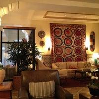 Photo taken at Kimpton Canary Hotel by Jacinda on 6/4/2012