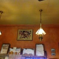 Photo taken at La Couronne by delleacious on 7/29/2012