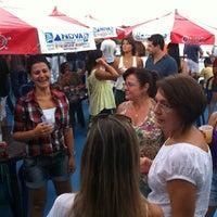 Photo taken at Barco Odisséia by Daniel K. on 4/14/2012