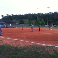Photo taken at Hanahan Recreation Complex by Matt W. on 5/15/2012