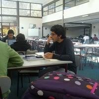 Photo taken at Biblioteca UTFSM by Ximena C. on 5/18/2012