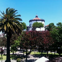 Photo taken at Jardim do Morro by Charlotte on 6/22/2012