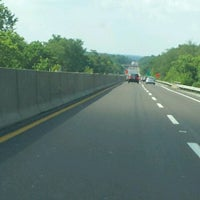 Photo taken at Interstate 476 (Northeast Extension) by Michael on 7/22/2012