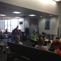 Photo taken at Gate B9 by Jack Daniel J. on 6/23/2012