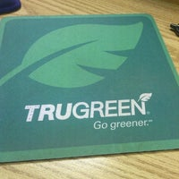 Photo taken at TruGreen Lawn Care by Tonya C. on 8/24/2012