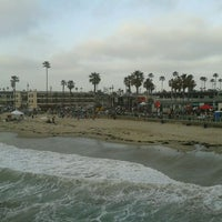 Photo taken at Ocean Beach Pier by Kate M. on 5/20/2012