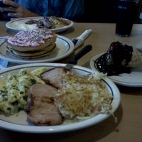 Photo taken at IHOP by Crystal R. on 3/4/2012
