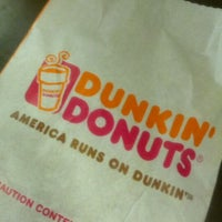 Photo taken at Dunkin' Donuts by Paul N. on 5/3/2012