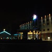 Photo taken at Swinomish Casino & Lodge by Puja P. on 4/13/2012