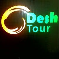 Photo taken at Desh Tour by Teguh P. on 7/19/2012