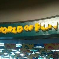 Photo taken at World of Fun by Tesa R. on 2/26/2012