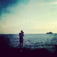 Photo taken at Пляж в Парке 300-летия by Наталья  Б. on 8/5/2012