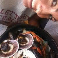 Photo taken at Joe's Crab Shack by Sarah R. on 6/1/2012
