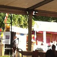 Photo taken at Fete De Presle by Katia P. on 5/28/2012