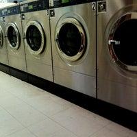 Photo taken at Village Laundromat by Danny Michael C. on 2/20/2012