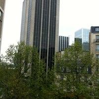 Photo taken at Best Western Aurore Hotel Paris by Damir T. on 4/28/2012