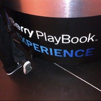 Photo taken at BlackBerry PlayBook Experience - New York City by Francis M P. on 7/19/2012