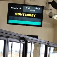 Photo taken at Puerta/Gate 5 by Javier R. on 6/10/2012
