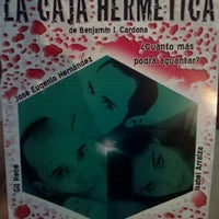 Photo taken at Teatro Victoria Espinosa by Yodo Y. on 4/13/2012