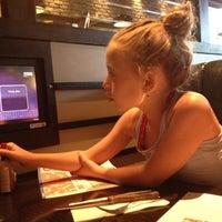 Photo taken at Burgus Burger Bar by Eran M. on 8/22/2012