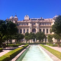 Photo taken at Málaga City Hall by Marivi R. on 8/13/2012