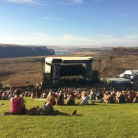 Photo taken at The Gorge Amphitheatre by Robert S. on 8/6/2012