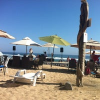 Photo taken at Cerritos Beach Club & Surf by Lucy M. on 5/27/2012