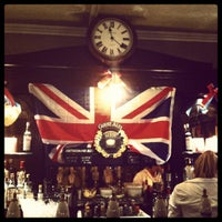 Photo taken at The White Hart by Sandra P. on 7/21/2012