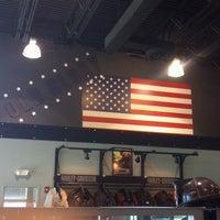 Photo taken at Old Glory Harley-Davidson by L0st R. on 9/11/2012