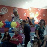 Photo taken at Super Jungle Festas by Fernando V. on 7/28/2012