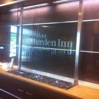Photo taken at Hilton Garden Inn Springfield by Eli J. on 4/26/2012