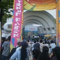 Photo taken at ジャパンエイドPC救急隊 by 猿渡一秀 K. on 9/9/2012