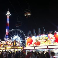 Photo taken at Houston Livestock Show and Rodeo by Nathan B. on 3/18/2012