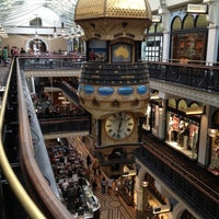 Photo taken at Queen Victoria Building (QVB) by Y H. on 3/10/2012