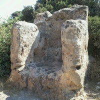 Photo taken at Ancient Falasarna by Paola D. on 7/28/2012