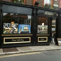 Photo taken at Arthur's Pub by Pat C. on 8/29/2012