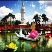 Photo taken at Vietnam Buddhist Center by Henry's Hungry Houston on 4/29/2012