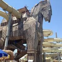 7/17/2012 tarihinde 🎀GmZ🎀ziyaretçi tarafından Rixos Premium Troy Aqua Park'de çekilen fotoğraf