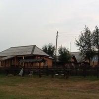 Photo taken at Рыбная заимка by Михаил on 7/16/2012