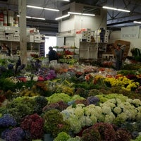 Photo taken at SF Flower Mart by Hoan T. on 8/22/2012