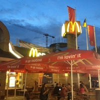 Photo taken at McDonald's by Валерия Б. on 8/19/2012