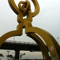 Photo taken at Anillo Periférico by Grubas S. on 8/23/2012