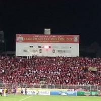 Photo taken at Stadium Sultan Muhammad IV by Muhammad Z. on 7/7/2012